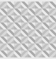 3d geometric pattern abstract gray seamless vector image