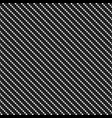 carbon fiber seamless texture vector image vector image