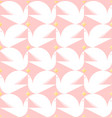 dove holding star flat style seamless pattern vector image vector image