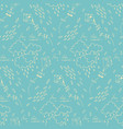 seamless pattern with flying kites in a vector image