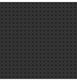 Dark Perforated Board Seamless Background Tile vector image