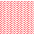 Retro Seamless Pink - White Background vector image vector image