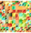 Beautiful colorful grid vector image