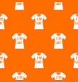 t-shirt i love lgbt pattern seamless vector image vector image