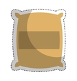 flour ingredient isolated icon vector image