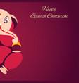 happy ganesh chaturthi design vector image vector image
