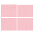 Pink Background Color vector image vector image