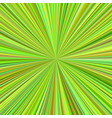 abstract burst background - design vector image vector image