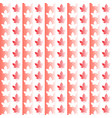 canada seamless pattern happy canada day vector image