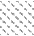 postal lines pattern seamless vector image