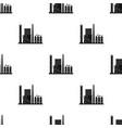 refineryoil single icon in black style vector image vector image