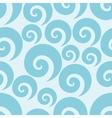 Swirl seamless pattern vector image vector image