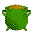 coin pot icon vector image