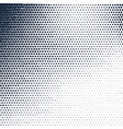 halftone modern texture background vector image vector image