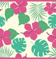 exotic seamless pattern vector image