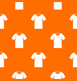 tshirt pattern seamless vector image vector image