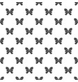 butterfly with big wings icon simple style vector image vector image
