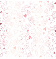 cute bunny rabbit seamless pattern vector image vector image