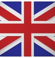 flag london background vector image vector image