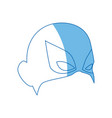 mask for face character super hero in the style of vector image vector image