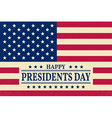 Presidents Day Presidents Day Presidents Day Draw vector image vector image