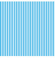 Seamless pattern with blue and white stripes blue vector image