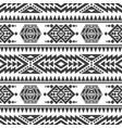 american aztec seamless texture native vector image