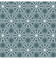 Seamless abstract pattern with repeating geometric vector image