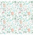 Fresh Forest Pattern vector image