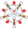 christmas cartoons vector image