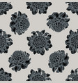 seamless pattern with hand drawn stylized vector image
