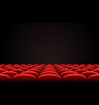 Movie citema seat hall interior background
