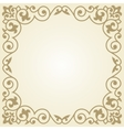 Russian traditional ornament vector image