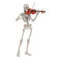Violinst vector image vector image