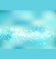 bluelight background abstract design vector image vector image