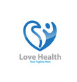 Love health logo designs