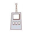A building vector image vector image
