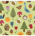 nature pattern vector image
