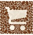Coffee shop concept vector image vector image