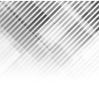 lines abstract on gray background vector image vector image