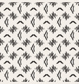 abstract beige black home decor pattern with vector image vector image