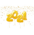 happy new year 2021 background 2021 number