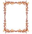 leaves frame autumn