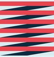 modern seamless stripe pattern vector image