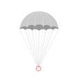 parachute vector image