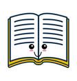 Book cute cartoon