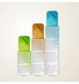 vertical banners with sample text vector image vector image