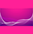 abstract background design website template vector image vector image