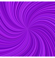 purple abstract swirl background vector image vector image