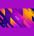 colorful geometric background abstract geometric vector image